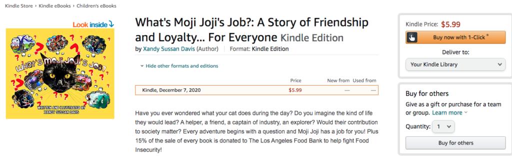 What's Moji Joji's Job?